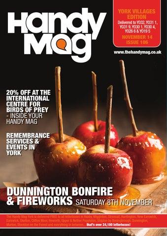 f0731641b Handy Mag York Nov 2014 by Moonriver Publishing Ltd - issuu