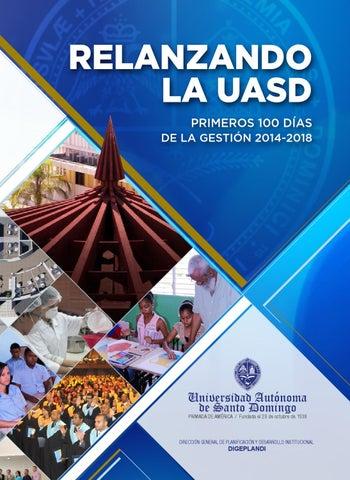 asignacion docente uasd 2012-2
