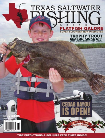 190085c862b November 2014 by Texas Salwater Fishing Magazine - issuu
