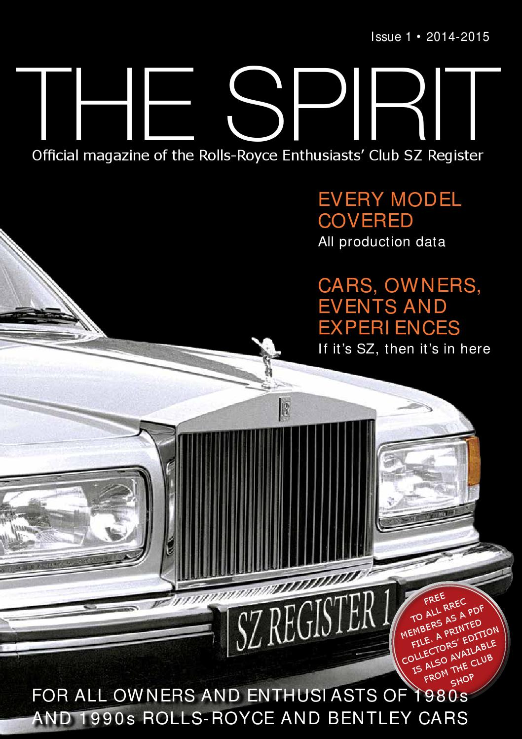 The Spirit Issue 1 2014 2015 By Cades Guides Issuu Vehicle Wiring Diagram 1996 Dutchman