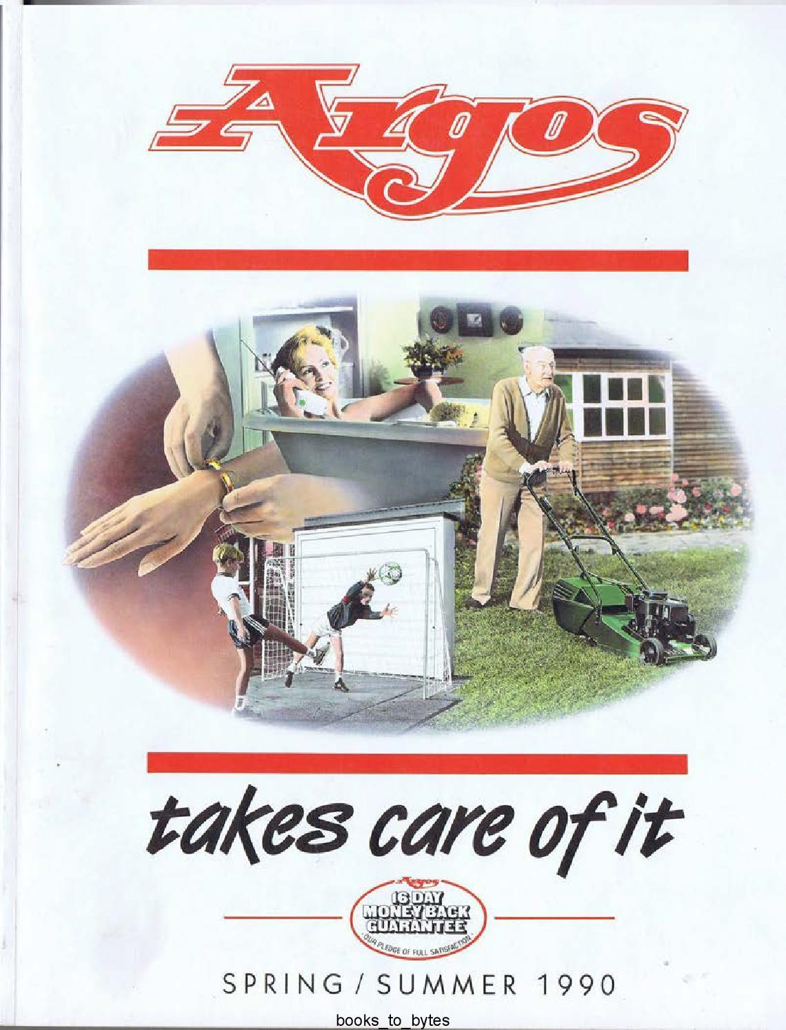 Argos No 33 1990 Spring/Summer by Retromash - issuu