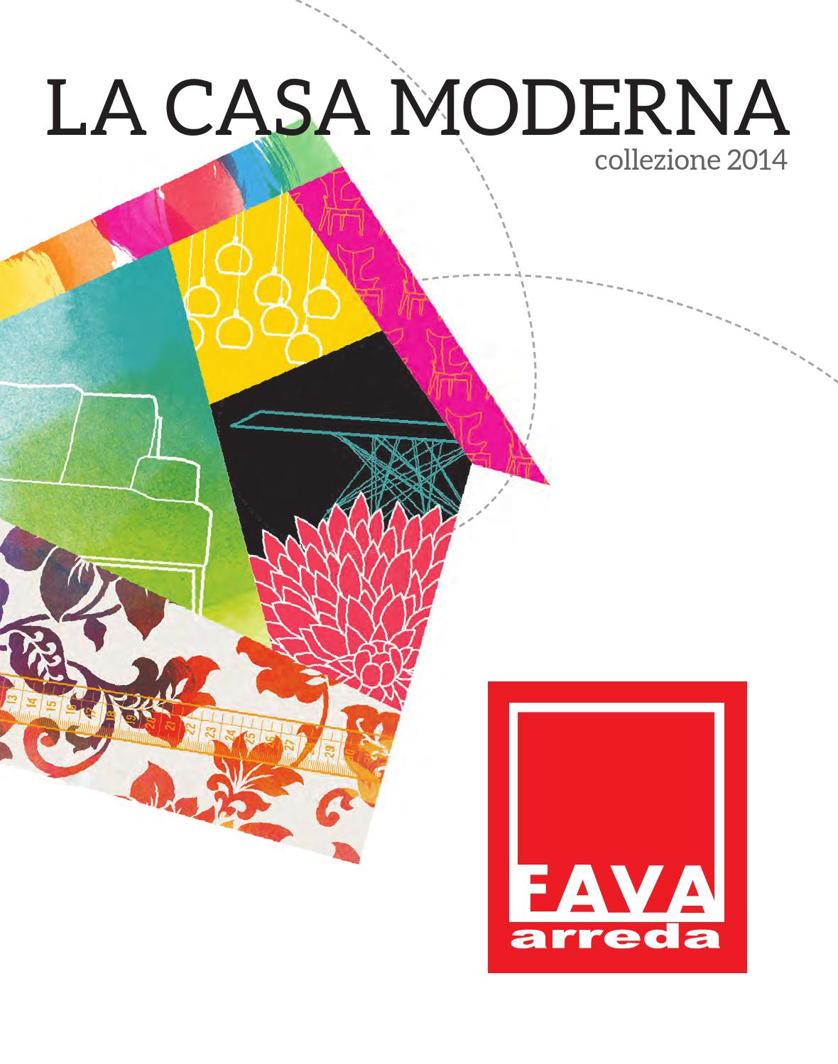 Fava arreda la casa moderna by ciociaria24 issuu for Fava arreda