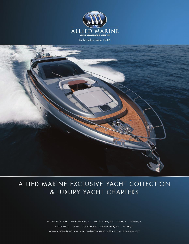 Allied Marine 2014 Brokerage Catalog By Allied Marine Issuu