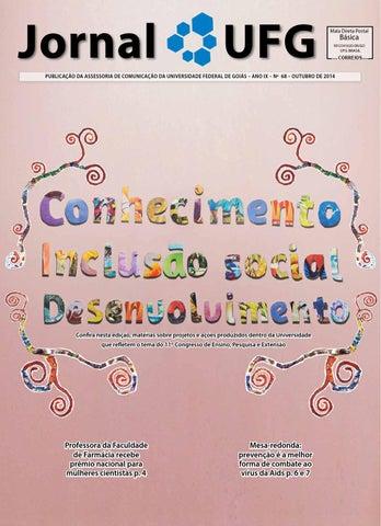 e7a93c318 Jornal ufg 68 by UFG Ascom - issuu