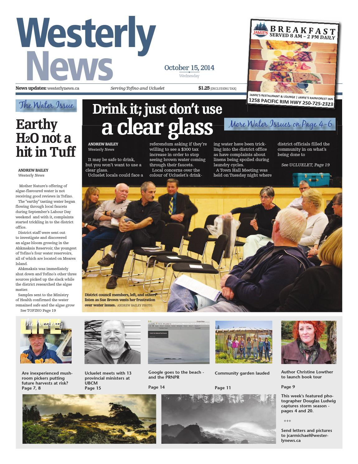 Westerly news by tofino ucluelet westerly issuu nvjuhfo Image collections