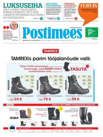 9f56f26ee37 Postimees 15 10 2014 by Postimees - issuu