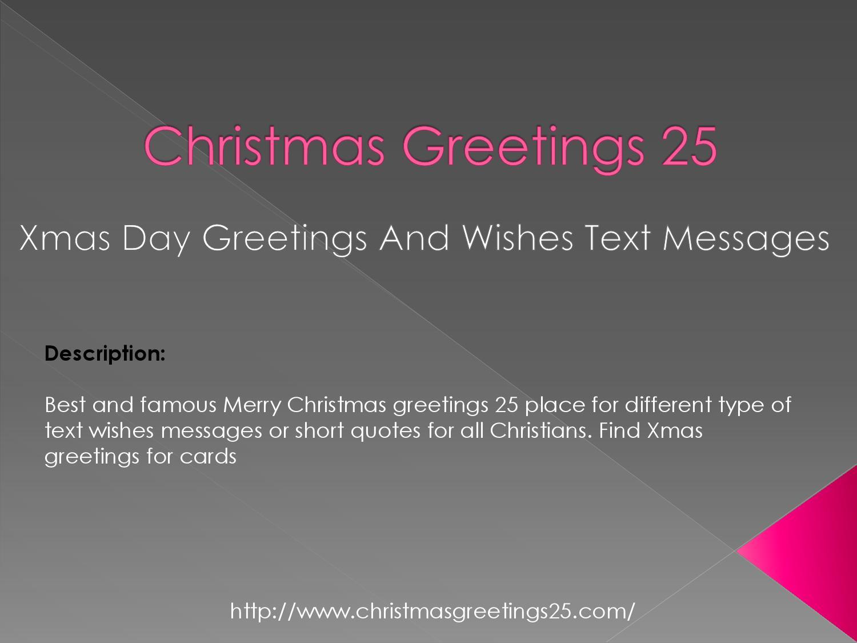 Christmas Greetings 25 By Tina Robert Issuu