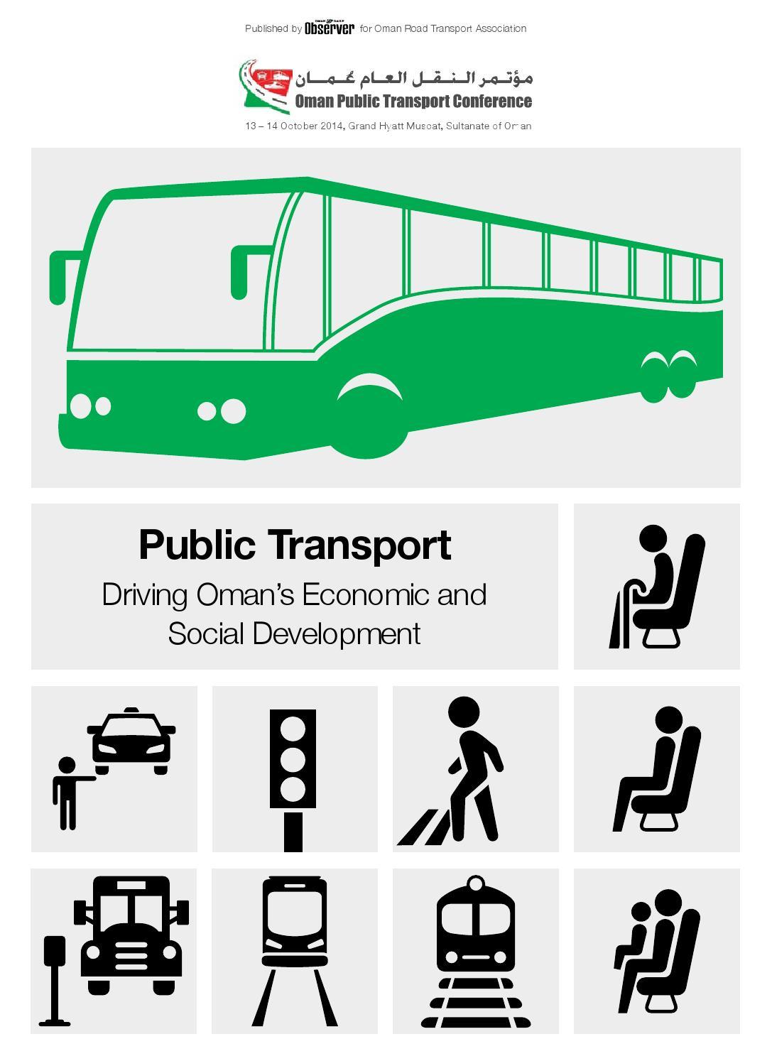 Oman Public Transport Conference Publication by Oman