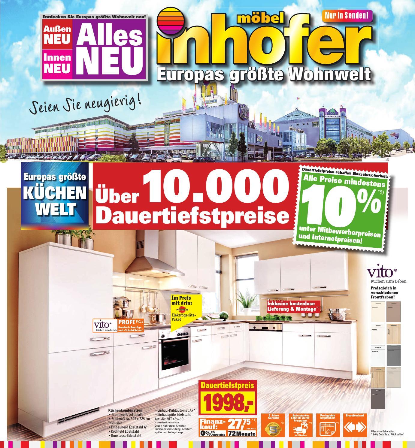 Inhofer Küche ~ Home Design Ideen