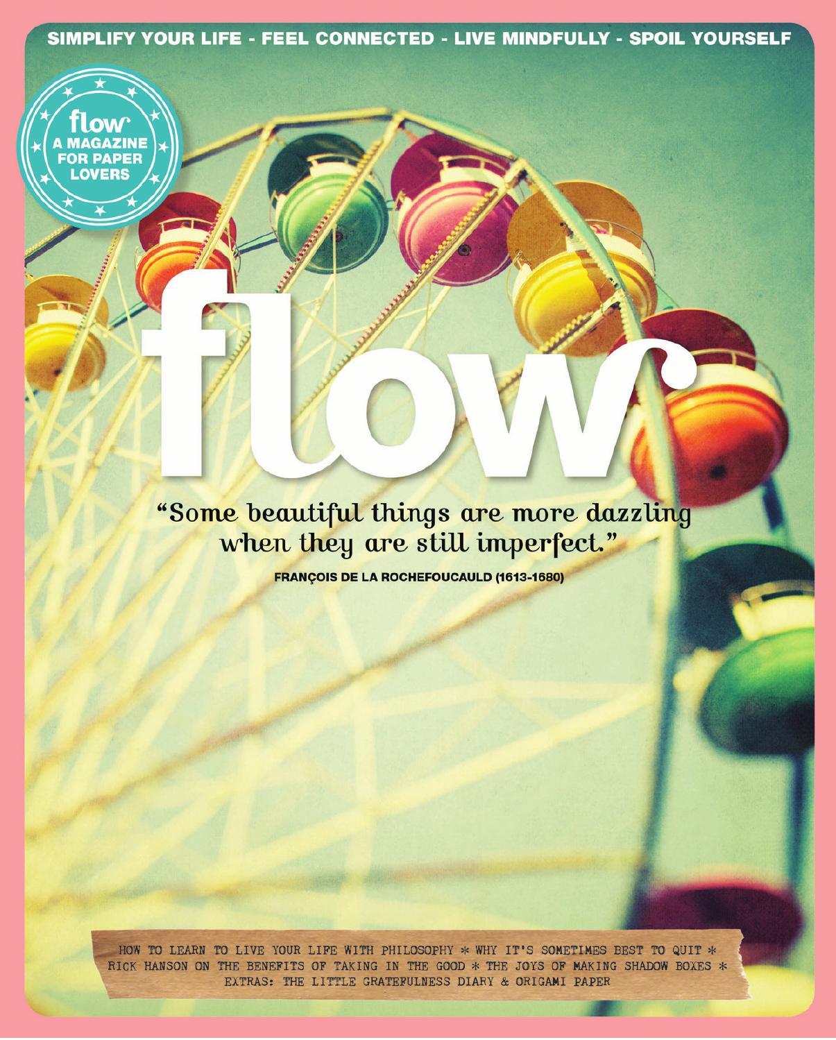 flow magazin gutschein