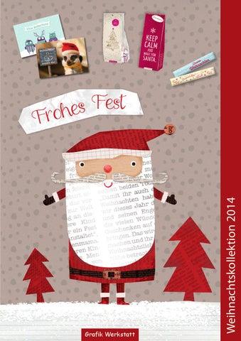 Grafik Werkstatt Weihnachten.Weihnachten 2014
