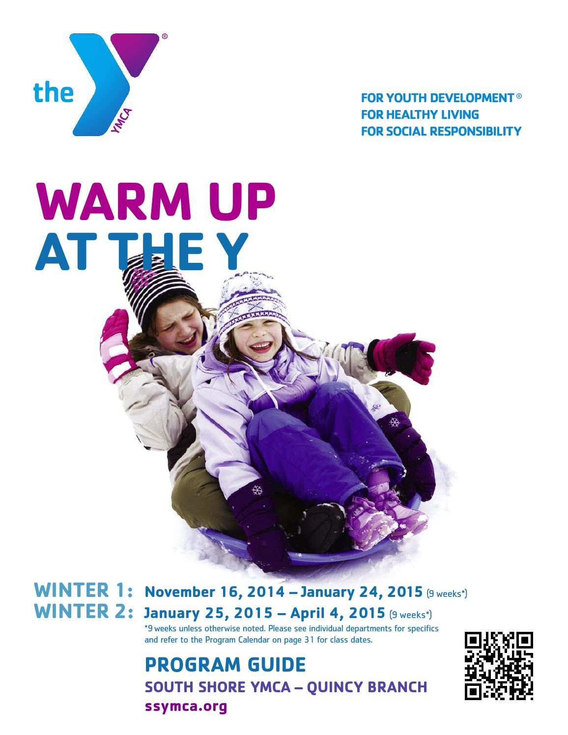 quincy ymca winter 2015 program guide by south shore ymca issuu