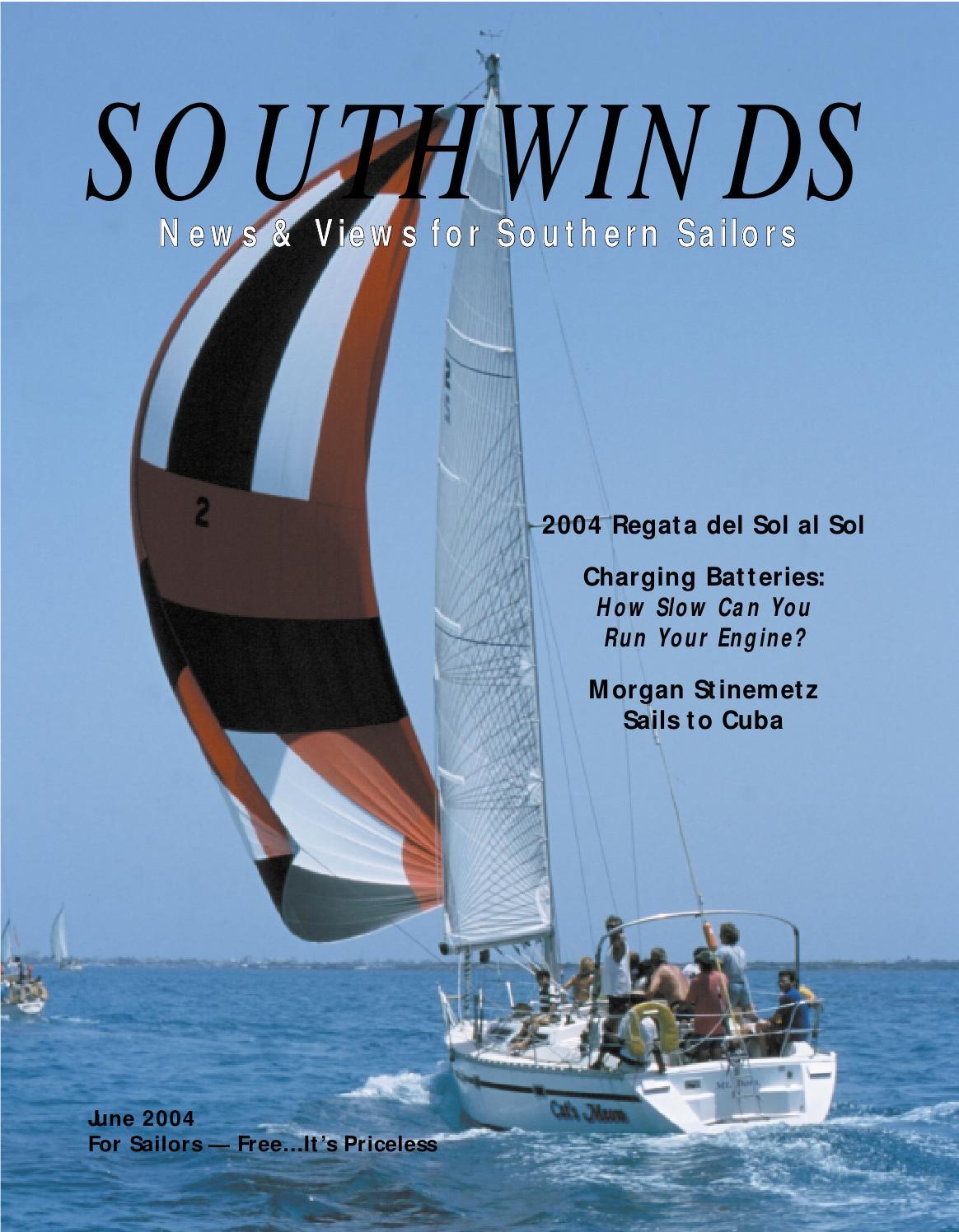 Southwindsjune2004 By Southwinds Magazine Issuu Maclube Electric Fuel Pump Instruction Sheet