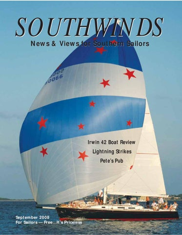 SOUTHWINDS News & Views for Southern Sailors