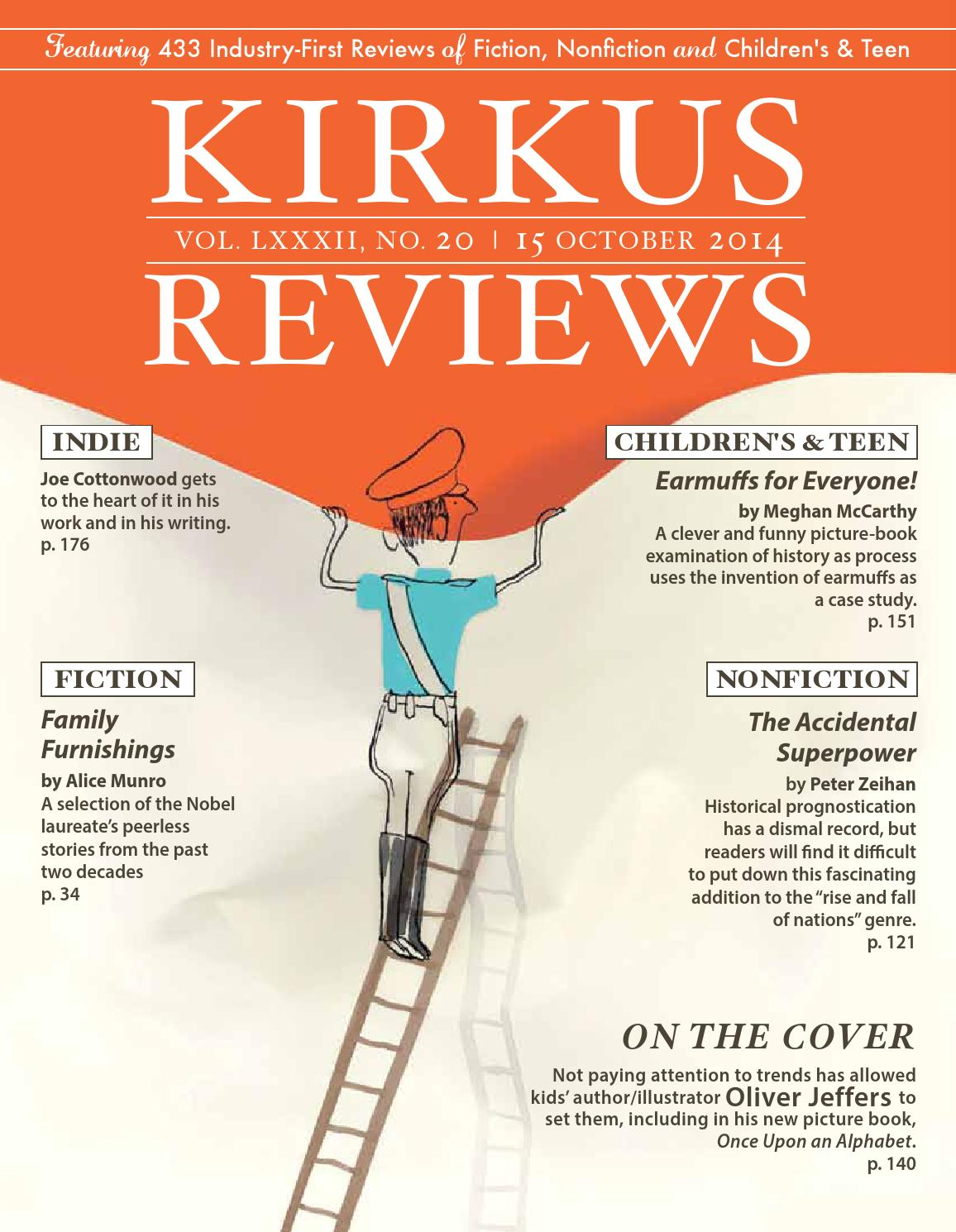 October 15 2014 Volume Lxxxii No 20 By Kirkus Reviews Issuu Starbound Wiring Latch