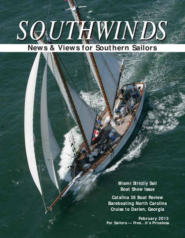 Southwindsfebruary2013 by SOUTHWINDS Magazine - issuu