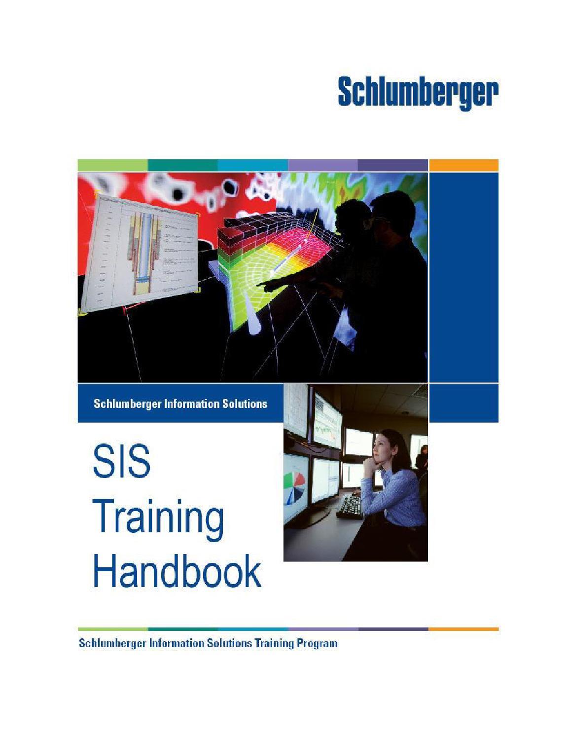 SIS Training Handbook by Schlumberger - issuu