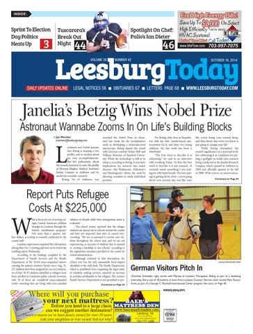 Leesburg today june 25 2015 by insidenova issuu leesburg today october 16 2014 fandeluxe Gallery
