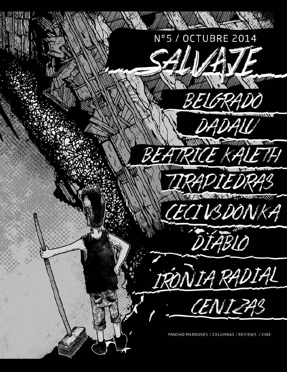 the best attitude b52d4 35b7a Salvaje Nº5 by Salvaje Revista - issuu