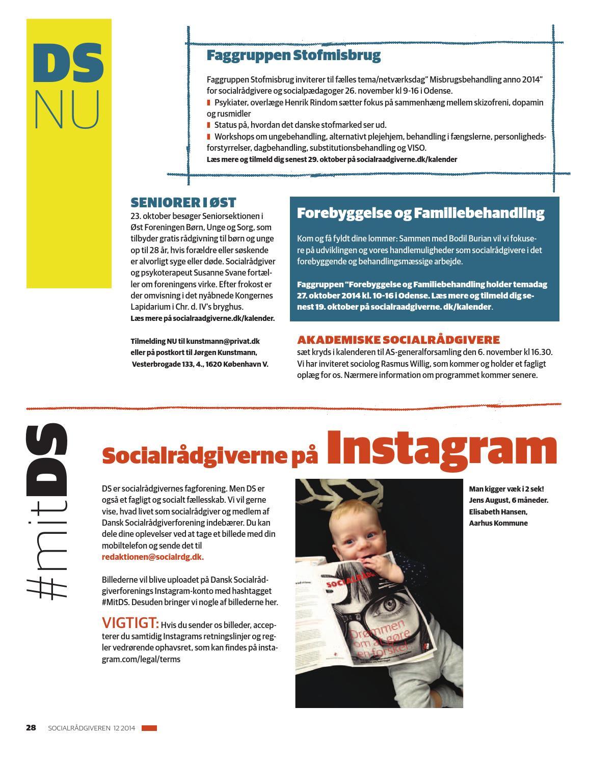 hvad er en socialrådgiver