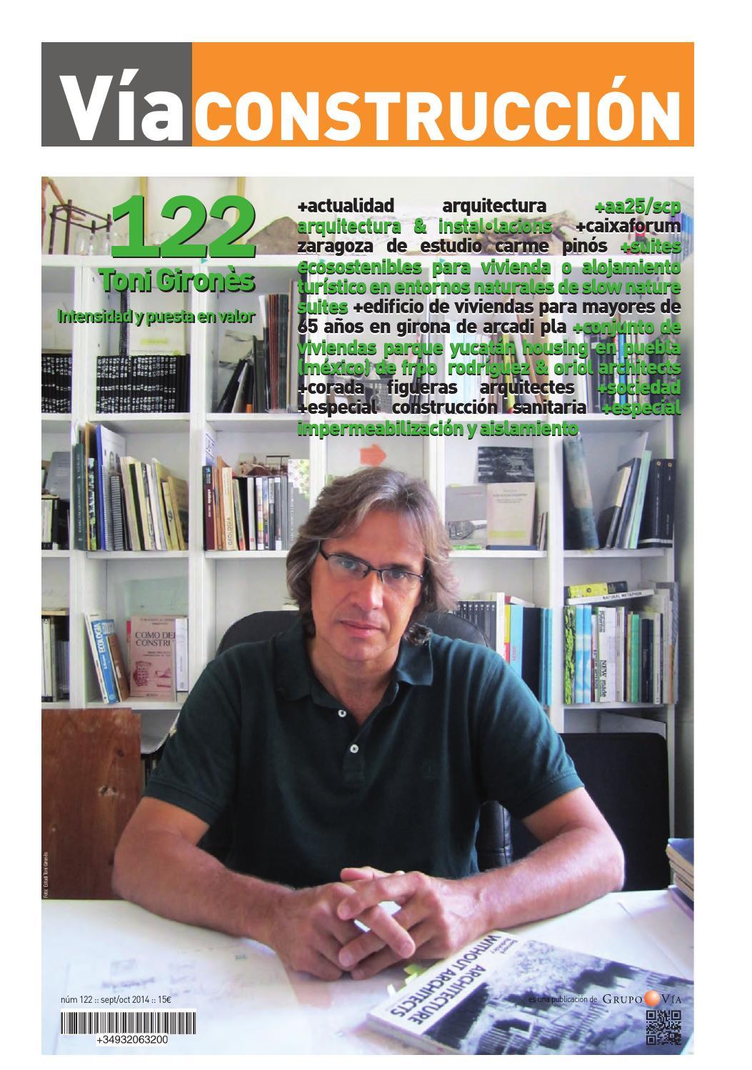 Vía Construcción 122 by Grupo Vía - issuu
