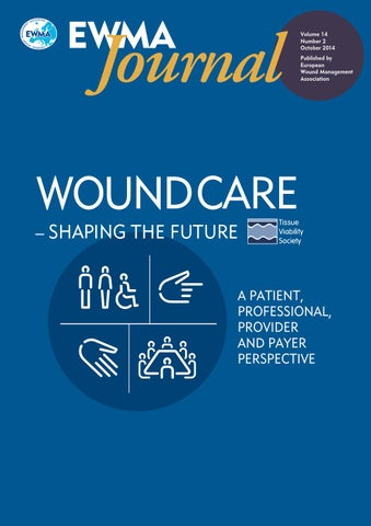 EWMA Journal, October 2014 issue by EWMA European Wound Management