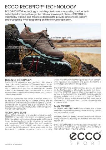 221ea8a9bf6 ECCO RECEPTOR - inspired by walking by gara - issuu