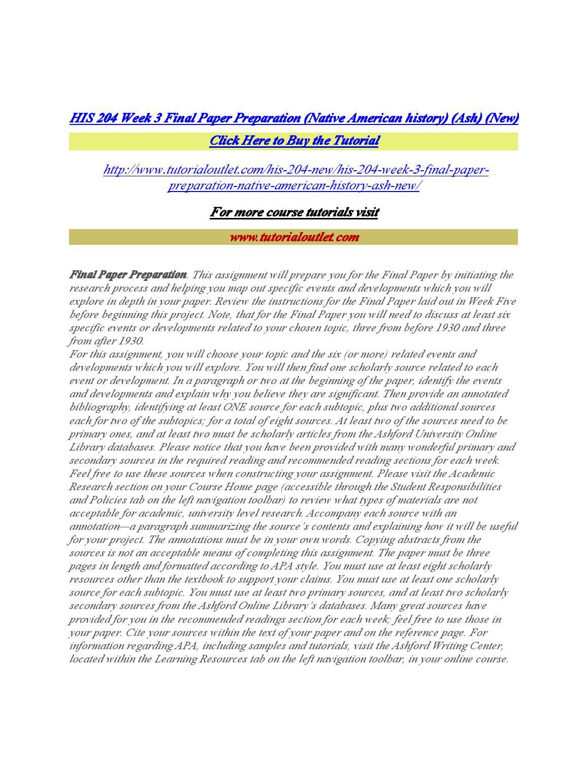ECO204 Final Paper