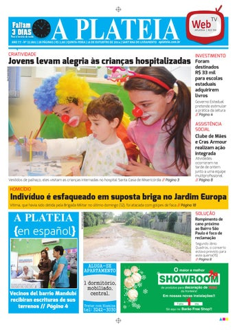 b29915673 20141016 by Jornal A Plateia Livramento - issuu