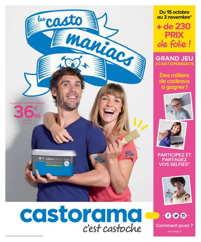 Castorama Catalogue 15octobre 3novembre2014 By