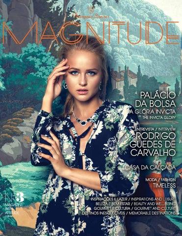 5cbd185d80a67 Magnitude Nº 3 - Edição Outono Inverno by Companhia das Cores - issuu