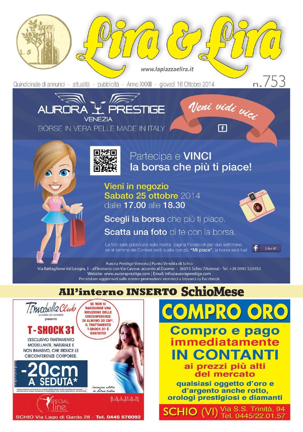 9b2091f376f8 Lira & Lira 753 by Pubblistudio Pubblicità srl - issuu