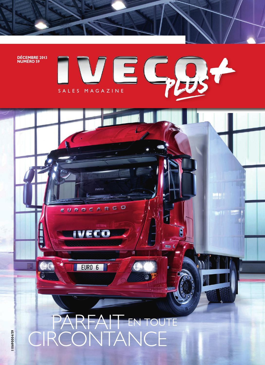 Ivecoplus N U00b0 59 D U00e9cembre 2013 By Iveco