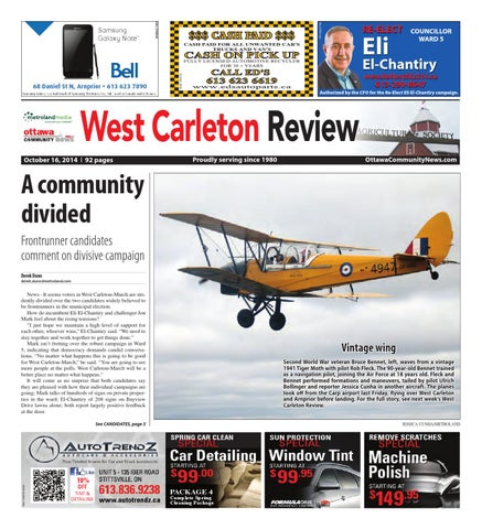 wholesale dealer ed828 8488e Westcarleton101614 by Metroland East - West Carleton Review - issuu