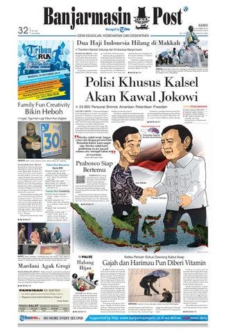 Banjarmasin Post Kamis 16 Oktober 2014 by Banjarmasin Post - issuu 5a0a46dad7