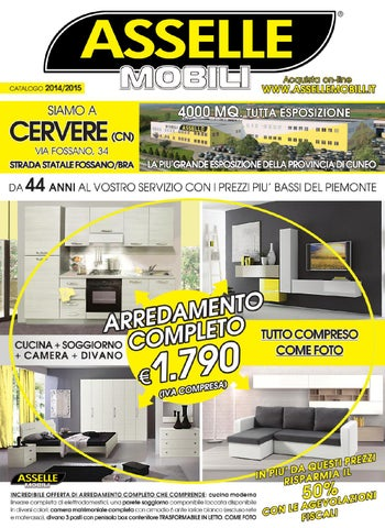 ASSELLE MOBILI Catalogo 2014 by Asselle Mobili - issuu