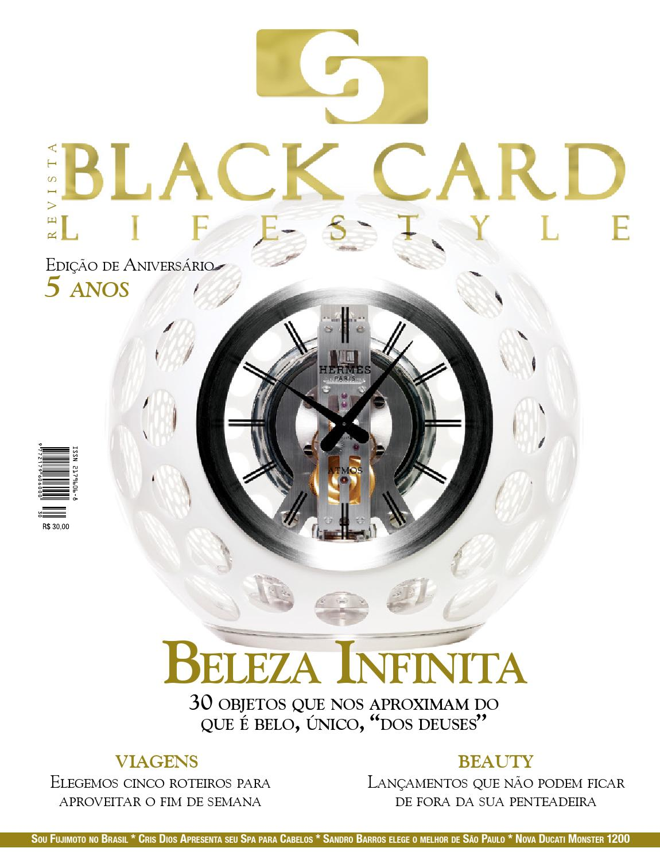 c8cee34083eec Revista Black Card Lifestyle - Edição 30 by Revista BlackCard Lifestyle -  issuu
