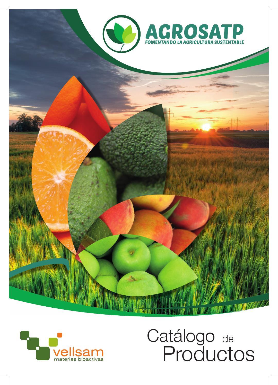Catalogo de productos agrosapt by ivan bermejo issuu for Modelo de catalogo de productos