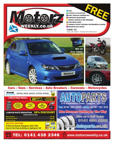 4b8f682eaa71e7 Issue 063 by Motorz Weekly - issuu