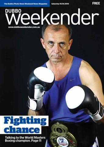 Dubbo Weekender 18 10 2014 By Panscott Media Issuu
