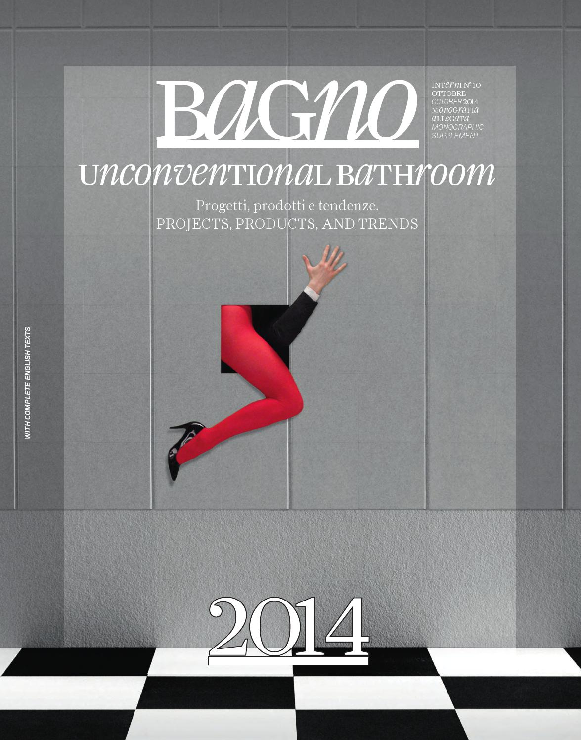 Interni Annual Bagno 2014 By Interni Magazine Issuu