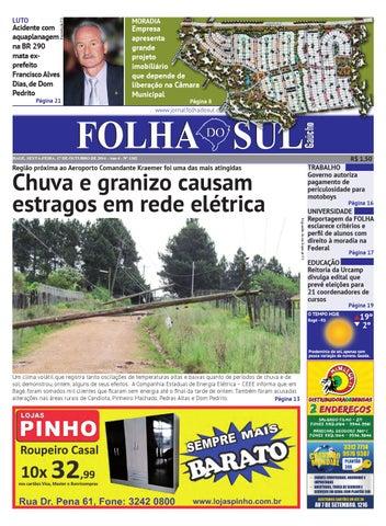 Folha do Sul Gaúcho Ed. 1362 (17 10 2014) by Folha do Sul Gaúcho - issuu a4f61bf8fe