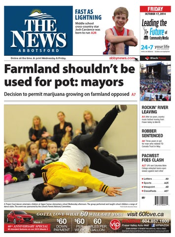 Abbotsford news october 17 2014 by black press issuu page 1 sciox Choice Image