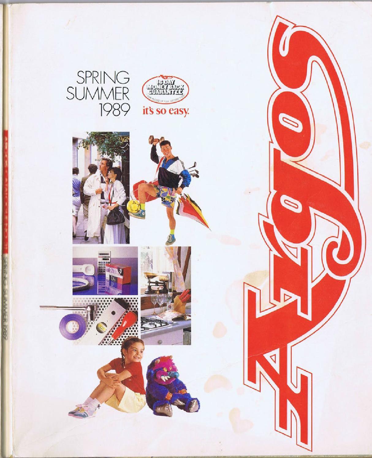 Argos No 31 1989 Spring Summer By Retromash Issuu