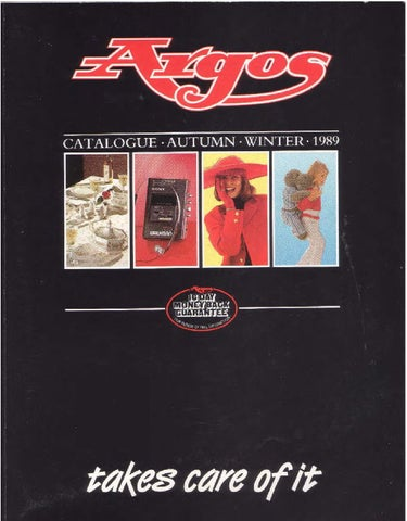 a016a9e3547be Argos No.32 1989 Autumn Winter by Retromash - issuu