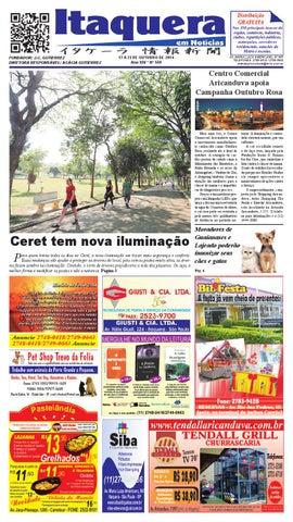 Jornal Itaquera em Notícias by Jornais de Bairro - issuu 75370fafe8eac