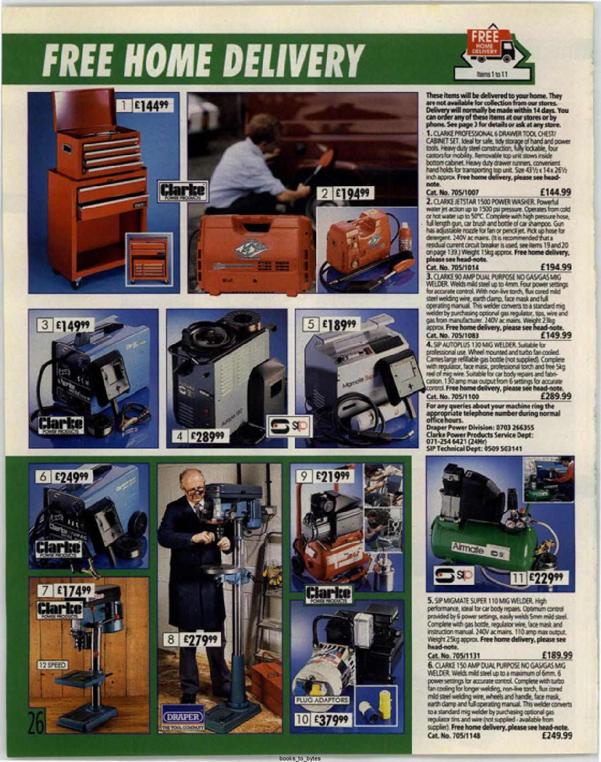 Argos Superstore 1992 Spring Summer By Retromash Issuu 110 Mig Welder Wiring Diagram