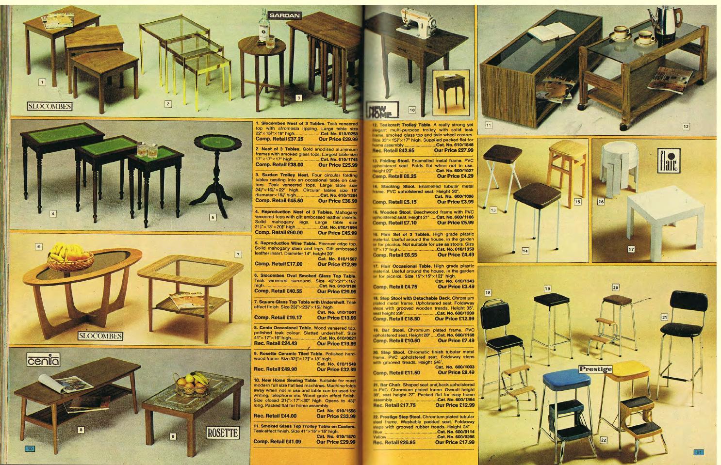 Argos No 11 1979 Spring/Summer by Retromash - issuu