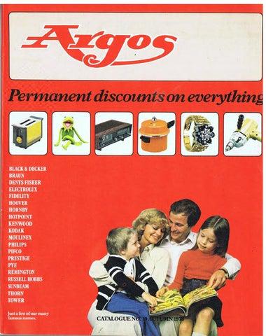 b2833387e60eb9 Argos No.21 1984 Spring Summer by Retromash - issuu