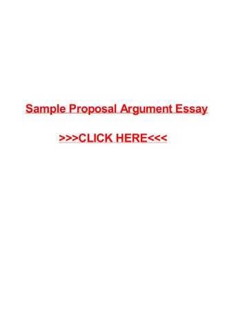 Political Science Essay Topics Sample Proposal Argument Essay Sample Proposal Argument Essay Mirabel State  Of New York College Essay Help Essay On Money Isnt Everything In Life  Example  Global Warming Essay In English also English Persuasive Essay Topics Sample Proposal Argument Essay By May Pilon  Issuu Example Of A College Essay Paper